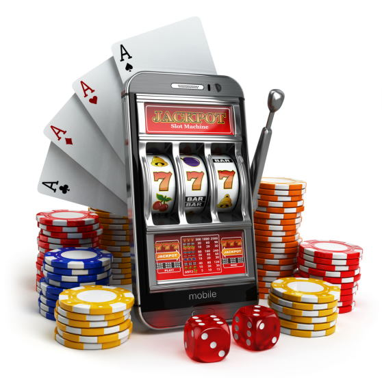 online casino works